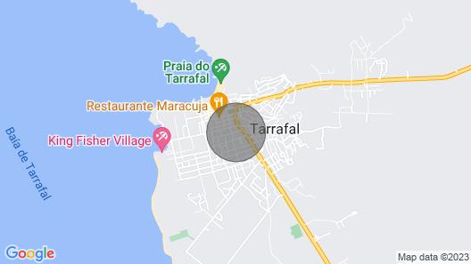 Tarrafal's Meeting Point-5 Map
