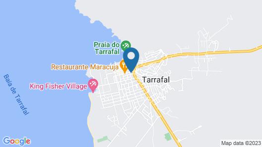 Tarrafal Residence Map