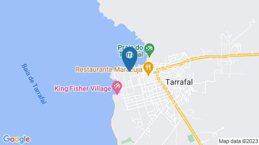 Baia Verde Map