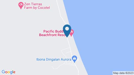 Pacific Buddies - Campsite Map