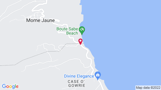 Citrus Creek Plantation Map