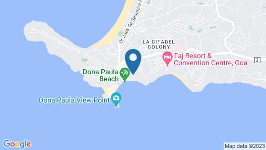 OYO 46698 Ocean Height Map