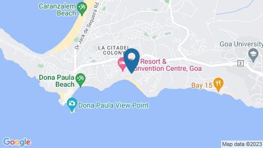 Cidade De Goa - IHCL SeleQtions Map