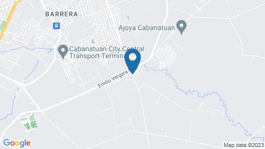 Microtel Inn by Wyndham Cabanatuan Map