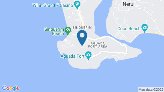 Marbella Guest House Map
