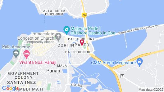 Viva Guest House Map