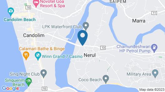 Sol De Goa by Sereno Map