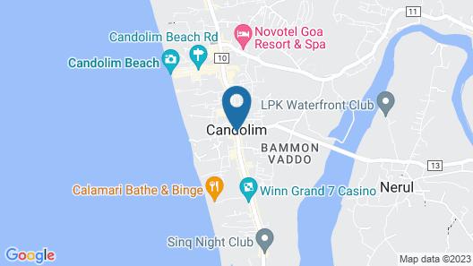 Riva Gold Coast Map