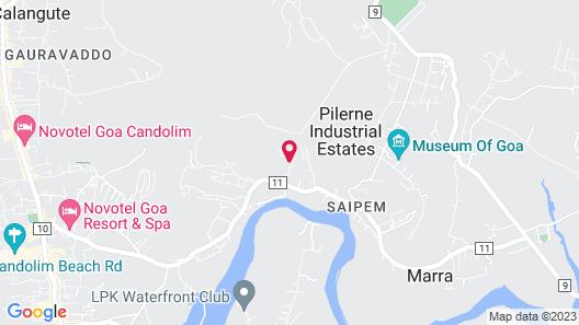 La Quinta by Iksha Map