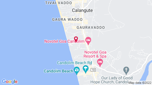Sonesta Inn Map