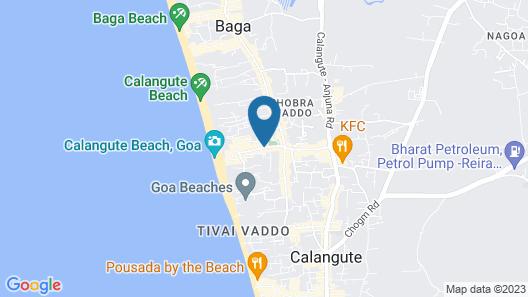 19Belo Cabana Map