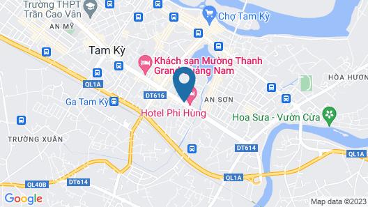 Hotel Phi Hung Map