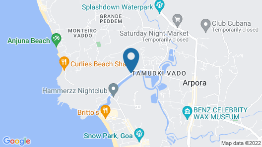 Royal Monterio Map