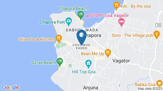 OYO 15263 Seaview Holiday Apartments Map