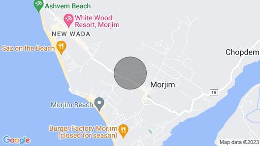 Spot ON 48588 Morjim Palms NX Map