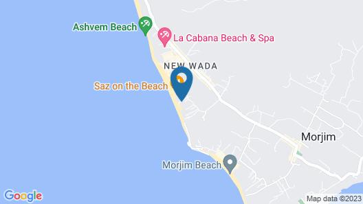 Rock Water Resort Map
