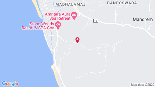 Banyan Tree Yoga Map
