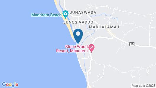 OYO 64372 Dolphin Beach Resort Map