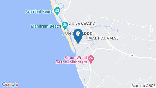 Mandrem Village Resort Map