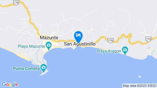 Casa Mono Map