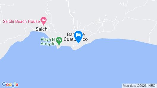 Hotel el Risco Map