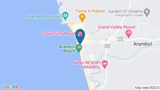 Mariners Bay Beach Resort Map