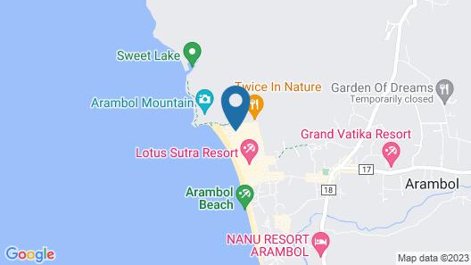 J.B.L Enterprises Map