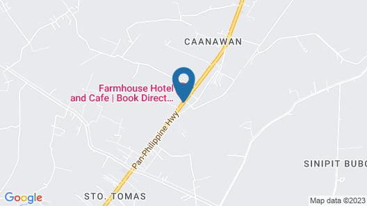 Farmhouse Hotel & Cafe Map