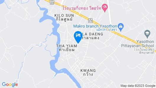 Baan Suan Varaphan Map