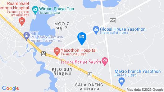 Chatpimarn Resort Hotel Map