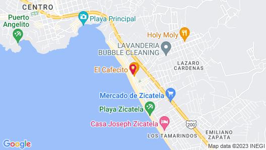Hotel Rockaway Map