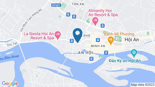 Silkotel Hoi An Map
