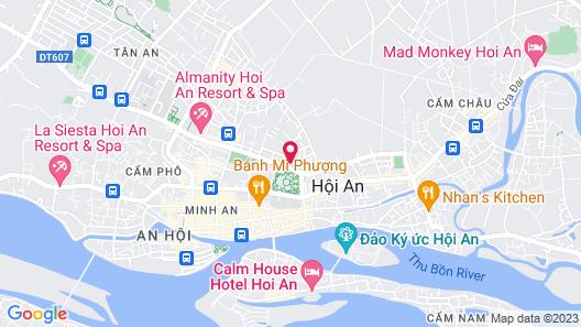 Maison Vui Hoi An Map