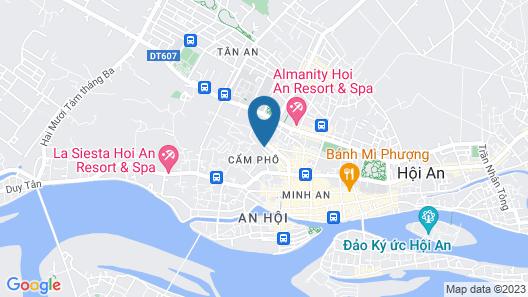 Backhome Hotel - Hostel Map