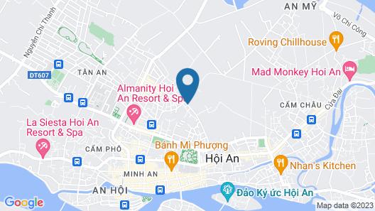 TTC Hotel – Hoi An Map