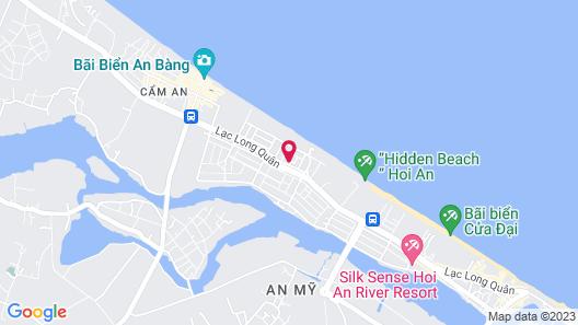 An Bang Seasnail Homestay Map