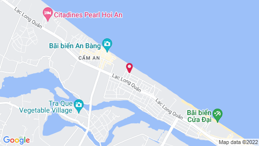 Sol An Bang Beach Resort & Spa Map