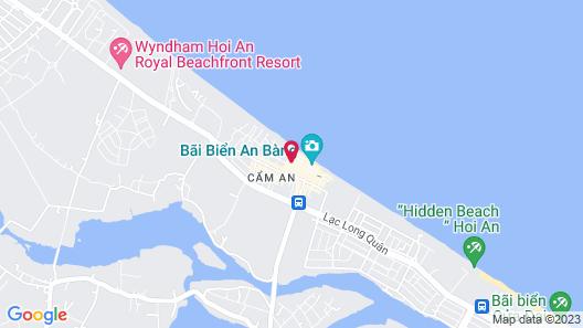 Aira Boutique Hoi An Hotel & Villa Map