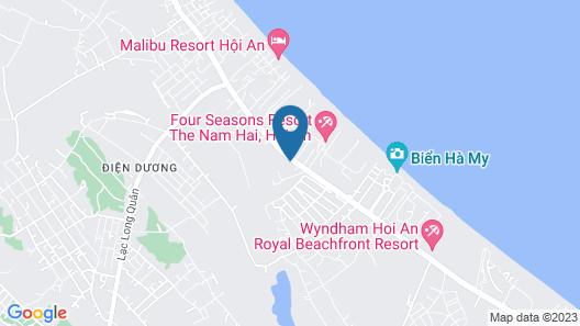 Four Seasons Resort The Nam Hai, Hoi An, Vietnam Map