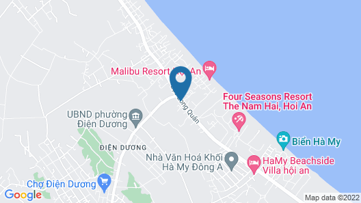 Hai My Hoi An Homestay Map