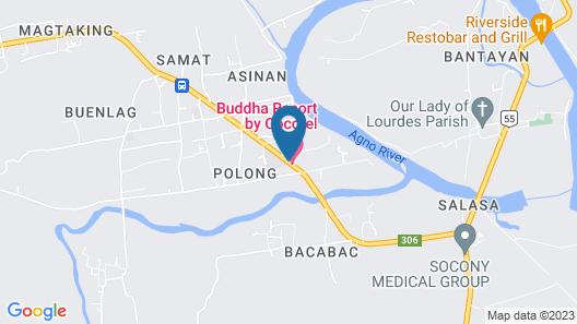 Buddha Resort Map