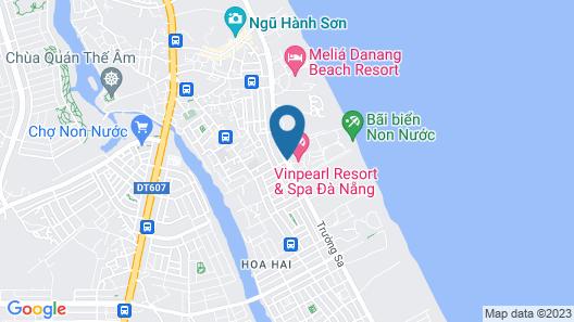 Vinpearl Resort & Spa Da Nang Map
