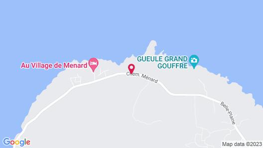 Les Palmes du Moulin Map