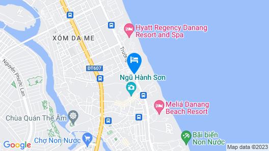 Vinpearl Luxury Da Nang Map