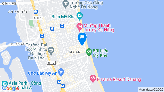 Chu Hotel Map