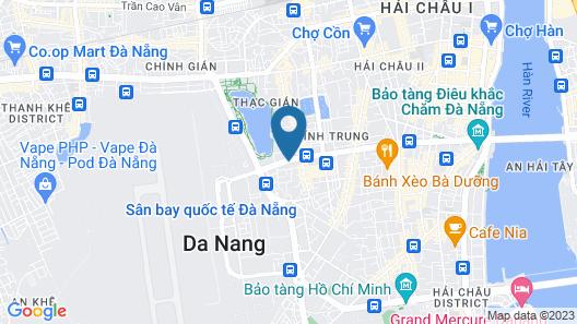 Samdi Hotel Map