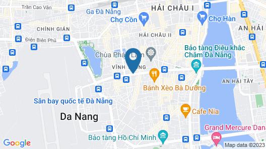 Danang Boutique Hotel Map