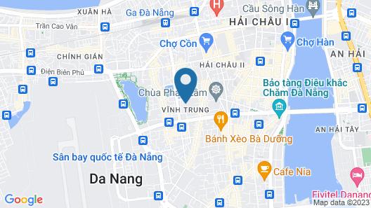 Phuong Quang Hotel Map