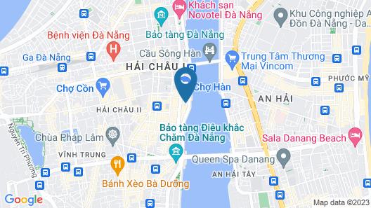 OYO 868 Viet Anh Motel Map