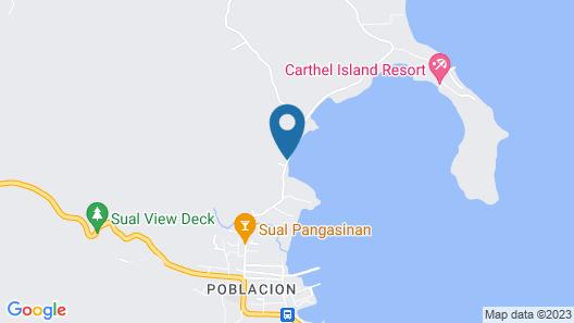 Gapuz BnB Inn Map